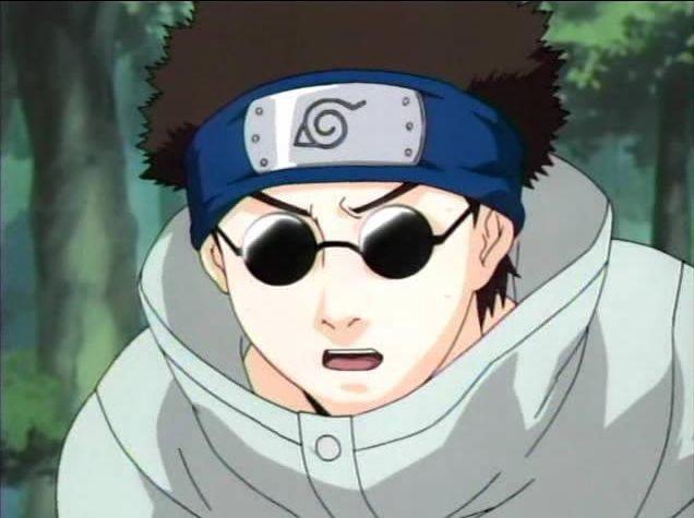 Shino Aburame • Naruto • Absolute Anime